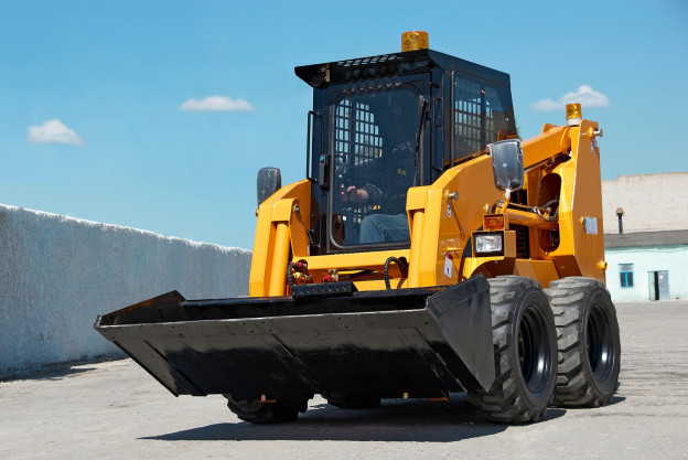 skid-steer-loader-construction-machine